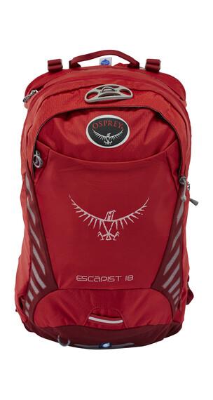 Osprey Escapist 18 Rucksack S/M cayenne red